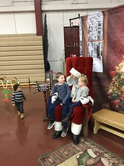 "Visiting Santa • <a style=""font-size:0.8em;"" href=""http://www.flickr.com/photos/109120354@N07/49549009912/"" target=""_blank"">View on Flickr</a>"