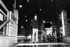 (nothingbeatsfilm) Tags: leica m6 summicron 35mm asph ilford hp5 pushed iso1600 flash reflecta rps10m analog film analogue blackandwhite streetphotography nothingbeatfilm