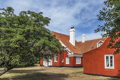 Skagen_Das Anwesen von Michael und Anne Ancher IMG_9794 (milanpaul) Tags: 2018 architektur dänemark haus juli nordjütland rot skagen sommer skagenmaler historisch