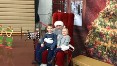 "Visiting Santa • <a style=""font-size:0.8em;"" href=""http://www.flickr.com/photos/109120354@N07/49549059417/"" target=""_blank"">View on Flickr</a>"