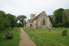Church of St Augustine, Burrough Green, Cambridgeshire (Brokentaco) Tags: cambridgeshire church village england eastanglia uk unitedkingdom parish fens medieval cambs churches