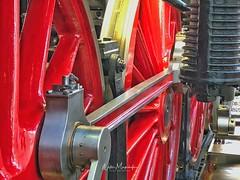 Triebwerk einer Bay S3/6 (wmed) Tags: deutschesmuseum krausmaffei bays36 s36 dampflok lokomotive