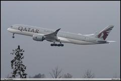 AIRBUS A350 941 QATAR A7-AMI 214 Zurich janvier 2020 (paulschaller67) Tags: airbus a350 941 qatar a7ami 214 zurich janvier 2020