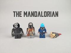 Chapter 1: The Mandalorian (@ctr_bricks) Tags: lego star wars mando moc afol babyyoda mandalorian mythrol garindan quarren epiosode one series starwars legomoc themandalorian minifigures