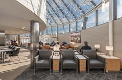 AA Admirals Club (Wade Griffith) Tags: 2020 aa admiralsclub americanairlines broaddusconstruction dfwairport ghafariassociates terminale interior interiordesign