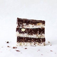 Coconut-Chocolate Keto Bars (@TasteMeraki) Tags: food foodie foodphotography yummy delicious foodblogger foodlover foodgasm dinner healthyfood foodies lunch restaurant tasty eat healthy homemadenbsp breakfast