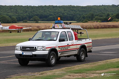 Photo of Ford Ranger, Wellesbourne Airfield Fire and Rescue, Wellesbourne Mountford, Warwickshire