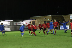 203 (Dale James Photo's) Tags: northampton sileby rangers football club versus aylestone park fc united counties league division one tuesday 11th february 2020 fernie fields sports ground moulton northamptonshire non