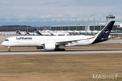 Lufthansa A350-900 D-AIXL @ MUC (MASAviation) Tags: aviation avgeek spotter munichairport muc mucmoments mucmovements airbus boeing lufthansa airbuslovers a350 a350xwb lha350 lufthansablue explorethenew daixl