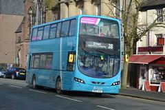 Photo of Arriva VDL DB300 4489 MX61AUN - Macclesfield