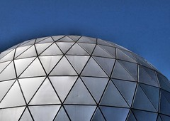 Cardiff Dome (Tony Worrall) Tags: liverpool merseyside mersey scouse welovethenorth nw northwest north update place location uk visit area attraction open stream tour photohour photooftheday pics country item greatbritain britain british gb capture buy stock sell sale outside dailyphoto outdoors caught photo shoot shot picture captured ilobsterit instragram england shapes geometric blue modern design dome architecture building wales cardiff city