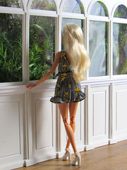 Greenhouse Effect (back2s0ul) Tags: barbie doll millie camping fun fashionista greenhouse madetomove
