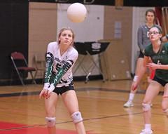 IMG_1952 (SJH Foto) Tags: girls volleyball team u18s teens mason dixon shockwave tournament libero bump burst mode action shot