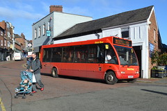Photo of D&G Bus Optare Solo 129 YJ60KFE - Macclesfield