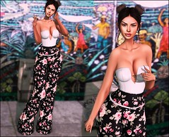 Nicky (yasminablack) Tags: seniha treschic maitreya freya isis legacy feminine fashion blogger bento backdrop blogging beautiful secondlife sexy foxy mila
