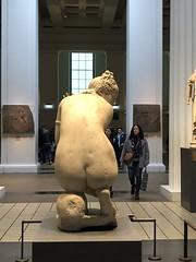 back (48/366) (Hayashina) Tags: statue back hisotry art britishmuseum london