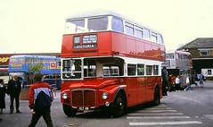 Slide 148-58 (Steve Guess) Tags: cobham bus museum lbpt open day rally addlestone surrey england gb uk aec routemaster london general retro heritage lt transport vlt89 rm89