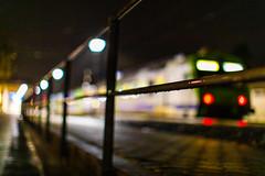 untitled (nicolasheinzelmann) Tags: geländer regen regnerisch regentropfen boden stadt abend nacht licht bokeh lichter bahnhof trainstation farbig farbe schweiz bern canoneos5dmarkiv 5dmkiv 5dmiv canonef50mmf12lusm day dslr switzerland lights light urban 17februar2020 februar february 2020 nicolasheinzelmann evening night winter cold kalt