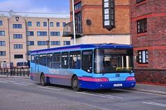 Peoplesbus, Liverpool 0702 (S80 BUS) (Martha R Hogwash) Tags: bv57 mpu s80 bus bmc condor 220 demonstrator coventry york pullman peoplesbus liverpool