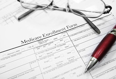 Medicare enrollment form (JoTo PR) Tags: medicare healthcare care health healthinsurance form enroll enrollment enrollmentform apply application socialsecurity document insurance insure government senior paper concept security retired retirement boomer unitedstatesofamerica