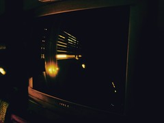 A photo by Nick J (Nick J Drawings) Tags: vintage photography tv televisor afternoon atardecer fotografia warm warmcolours