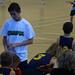 Family at Basketball