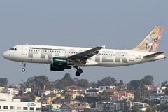 N201FR 11112019 (Tristar1011) Tags: ksan san sandiego frontierairlines airbus a320200 a320 n201fr