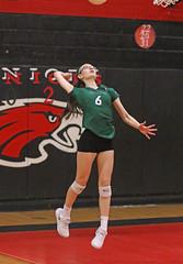 IMG_1932 (SJH Foto) Tags: girls volleyball team u18s teens mason dixon shockwave tournament serve burst mode action shot