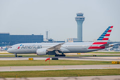 N824AN American Airlines Boeing 787-9 Dreamliner (Lin.y.c) Tags: n824an american airlines boeing 7879 dreamliner 787 789 americanairlines aa aviation airplane ohare ord kord chicago