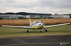 Photo of G-CDDG Piper PA-28-161 Cherokee Warrior II, Aviation Advice and Consulting Ltd, Wellesbourne Mountford, Warwickshire