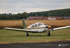 Photo of G-EGVA Piper PA-28R-200-2 Cherokee Arrow II, Social Infrastructure Ltd, Wellesbourne Mountford, Warwickshire