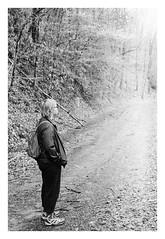 access road (Joe Jesus) Tags: film bw blackandwhite 35mm nikon nikonf2 hc110 homedeveloping