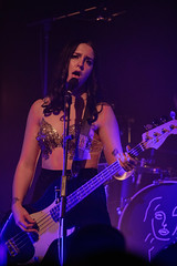 The Beaches - Jordan Miller (TheSamuelYears) Tags: thebeaches nikond3400 theprofessionaltour winnipeg music jordanmiller bassist vocalist singer bass vocals rockband thegarrick stagephotography indoors nikon musician blue crowdshot audience crowd purple tour performance stage inside venue concert live livemusic liveconcert concertvenue stageact onstage wpg canadian canadianband altrock rock band indoor canadianmusic musicians canada manitoba canadiantour