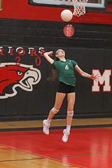 IMG_1939 (SJH Foto) Tags: girls volleyball team u18s teens mason dixon shockwave tournament serve burst mode action shot