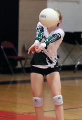 IMG_1953 (SJH Foto) Tags: girls volleyball team u18s teens mason dixon shockwave tournament libero bump burst mode action shot