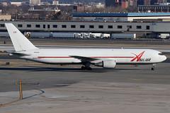 N363CM | Boeing 767-338ER(BDSF) | ABX Air (cv880m) Tags: newyork jfk kjfk kennedy johnfkennedy aviation airliner airline aircraft airplane jetliner airport spotting planespotting n363cm boeing 767 763 76f 767300 767338 er bdsf freighter freight cargo aircargo abx abxair