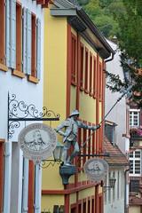 DSC_0008 (Andy961) Tags: deutschland germany heidelberg knight spear sign signage restaurant restaurants brauerei brewery brewpub pub