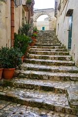 Matera (jmarnaud) Tags: italy 2019 winter family puglia matera unesco héritage people city walk street old house