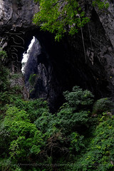 41154540855_1a8b11c385_b (Kingston4 Landscape) Tags: fujifilmxt1 stream crater stalactitecave china northernguangdong