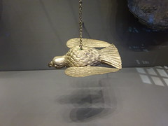 Getty Villa7795 (Akieboy) Tags: gettyvilla getty villa museum losangeles california byzantine silver gilding gilt gold dove plaque votive