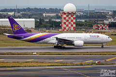 Thai Airways International [TG][THA] / HS-TJG / 777-2D7 / RCTP (starger64) Tags: canoneos5dmarkiv ef1004004556lisii rctp tpe taoyuantaiwaninternational 台灣桃園國際機場 boeing aviation aircraft airplane arlines thaiairwaysinternational 泰國航空 hstjg boeing7772d7 777 772 777200 tg632 eftc14xiii