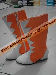 Pereka cipta Sepatu Mayoret Sederhana Sumba Tengah | +62822 3391 8080 | Mahakarya drumband (tokotopimayoret) Tags: alatdrumband drumbandsurabaya mahakaryadrumband