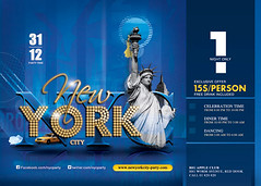 New York City Party (n2n44.studio) Tags: a4 cab city club creative dancing diner dj drink evening event flyer liberty modern networks night ny nyc professional promoting social statute taxi york bigapple statue statueofliberty