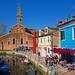 Burano island - Venice - April 2019