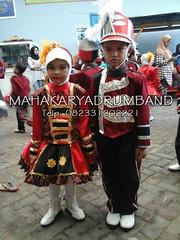 Pembuatan Seragam pasukan  Premier  Tidore Kepulauan | +628233 1202 221 | Mahakarya Drumband (suksesdrumbandku) Tags: alatdrumband drumbandsurabaya mahakarya