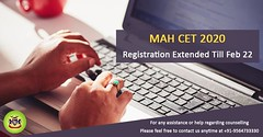 MAH CET 2020 Registration Date Has Extended! (brighteducational25) Tags: entrance exam mah cet 2020