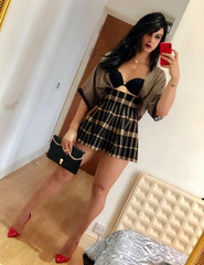 Perfect CrossDresser Girl 🌟 (AdaLeoni) Tags: trans transgender travesti crossdresser crossdressing gurl highheels sexyheels fckmeheels legs longlegs barelegs stilettos brunette