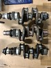 "30pk or 36hp (USA) crankshaft versus Porsche 356 crankshaft • <a style=""font-size:0.8em;"" href=""http://www.flickr.com/photos/33170035@N02/49551756027/"" target=""_blank"">View on Flickr</a>"