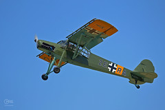 Fieseler Storch (JC-BX) Tags: avion aviation nikon 70300 fiselerstorch airplane oldplane aircraft warbird