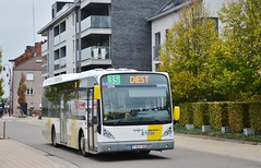 330916 35 (brossel 8260) Tags: belgique bus prives delijn brabant devlinder